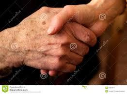 main de femme